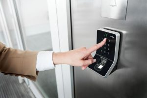biometric access control system