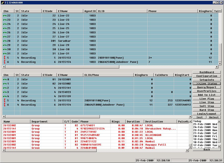 PABX call monitoring software in Kenya